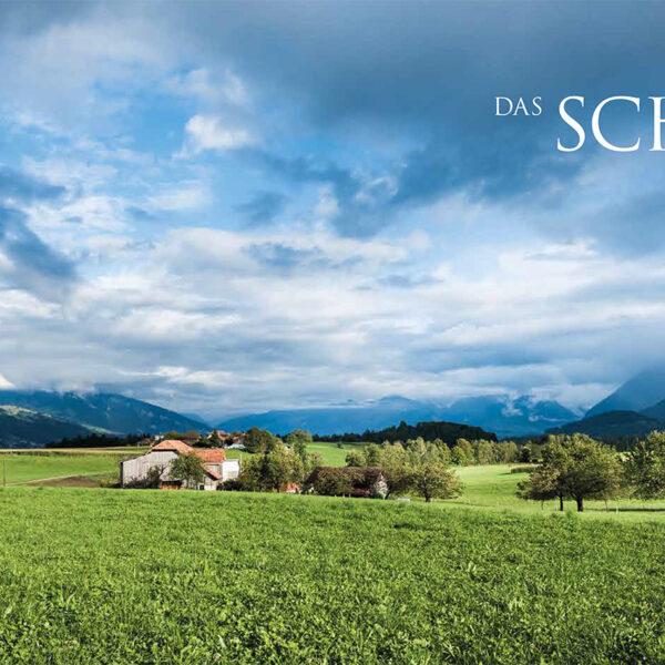Dorfchronik Thierachern, Buchprojekt, Kapitelbilder, Landschaftsfotografie Schweiz; David Schweizer