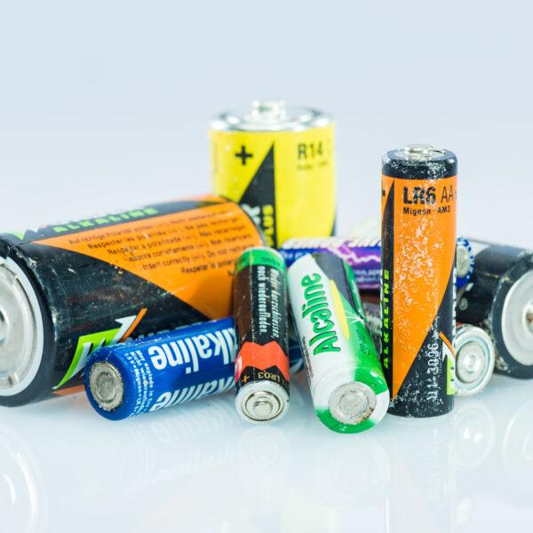 Batrec Industrie AG, Wimmis, Recycling-Dienstleistungen, Batterien, Produktaufnahme, David Schweizer