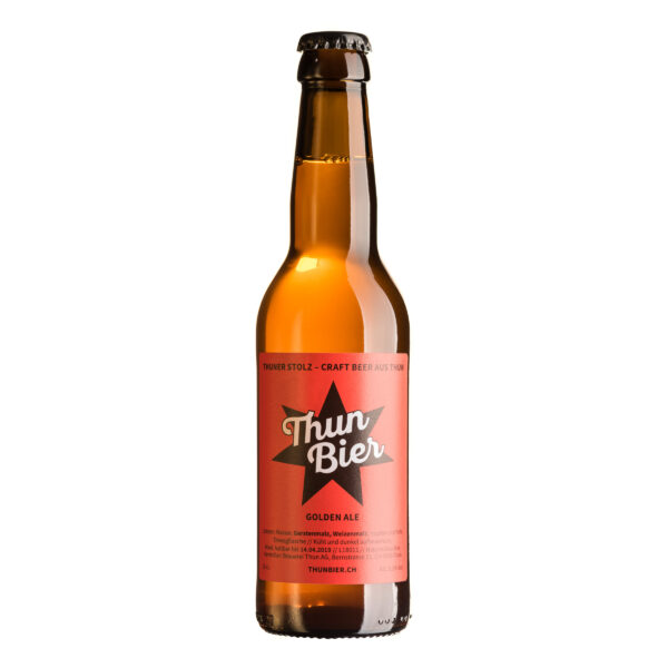 Brauerei Thun AG, Bier, Produktaufnahmen, Bierflaschen, Studiofotografie, David Schweizer