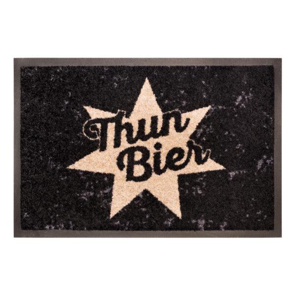 Brauerei Thun AG, Bier, Produktaufnahmen, Fussmatte, Studiofotografie, David Schweizer
