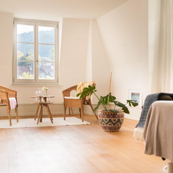 Praxis Luzia Kratzer, Thun, Medizinische Massage, Psychosoziale Beratung, Imagebilder; David Schweizer
