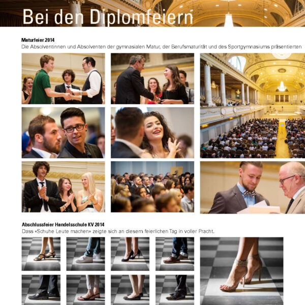 Feusi Bildungszentrum Bern und Solothurn, Imagebilder, Peoplefotografie, Editorial, Schule, Diplomfeier; David Schweizer