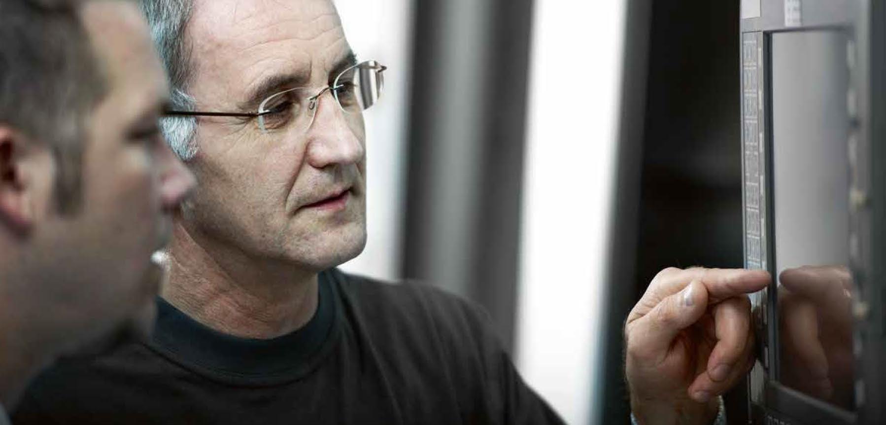 United Grinding, People Fotografie, Fritz Studer AG, Imagefotografie; David Schweizer