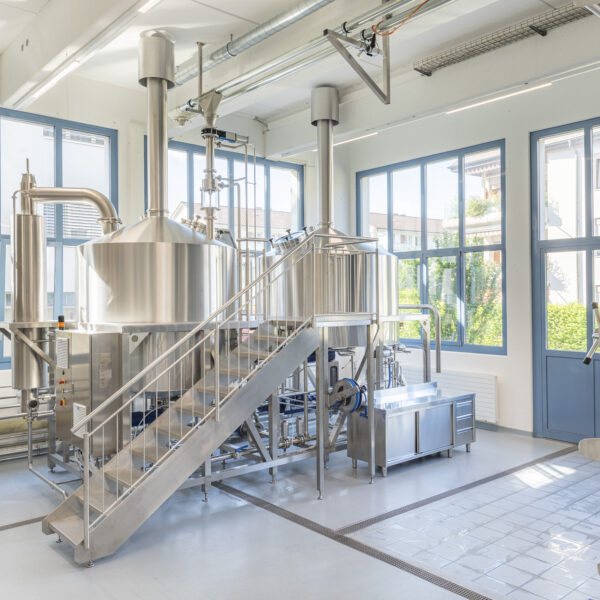 Brauerei Thun, Bier, Imagebilder, Thun, Architekturfotografie; David Schweizer