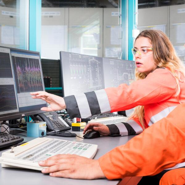 Batrec Industrie AG, Wimmis, Recycling-Dienstleistungen; David Schweizer, Industriefotografie, Imagebilder