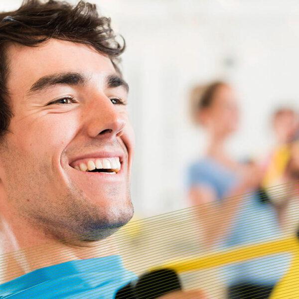 Sportzentrum Gstaad, Visuals, Sportfotografie, Fitness, Freizeit, Corporate Fotografie, Imagebild, People Fotografie; David Schweizer