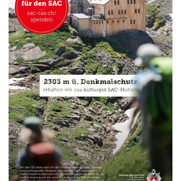Die Alpen, Magazin, Architekturfotografie, Wildhornhütte SAC, Outdoorfotografie