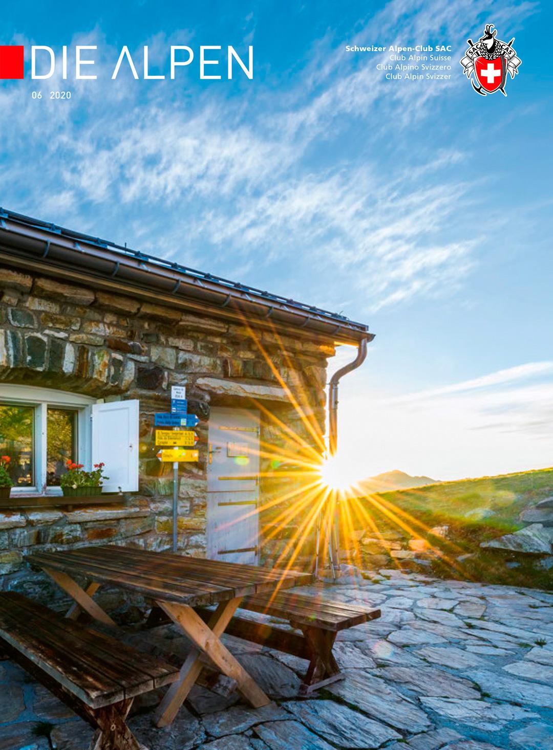 Die Alpen, Magazin, Architekturfotografie, Meldelserhütte SAC, Outdoorfotografie