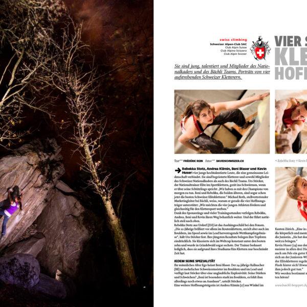 30° Degrés Magazine, Bouldern, Rebekka Stotz, Kletterfotograf, Sportfotografie, Klettern