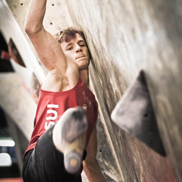 David Schweizer, Swiss Climbing, Jahresbericht, Sportfotografie, Klettern, Schweizer Alpen-Club SAC