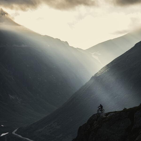 MTB, Sustenpass, Bike, Marcel Schranz, Outdoorfotografie, Sportfotografie, Mountain Bike, Landschaftsfotograf