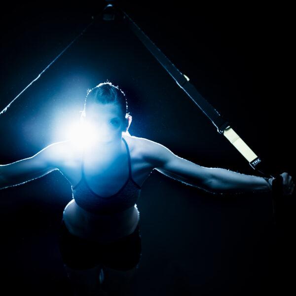 Fitness, Portrait, Studio Thun, www.stj-bodycoach.ch; David Schweizer