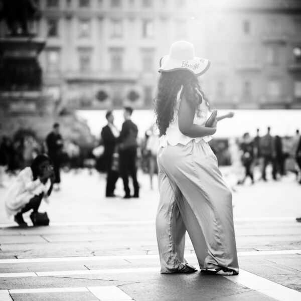 Meiland, Milano, Streetfotografie, Portraitfotografie; David Schweizer