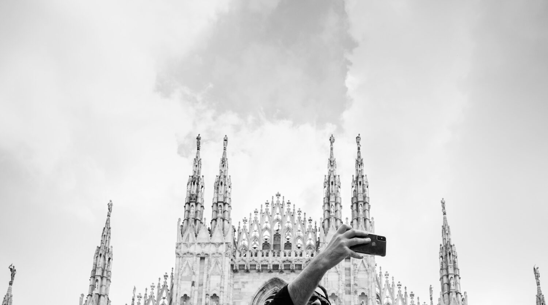 Meiland, Milano, Streetfotografie, Portraitfotografie, Dom; David Schweizer