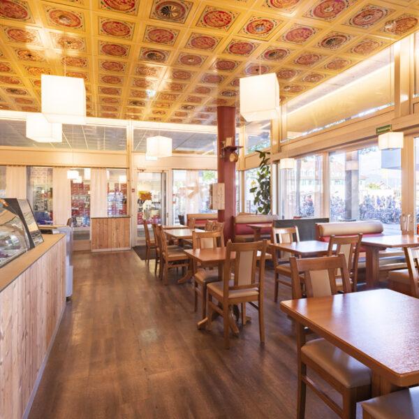 Restaurant Sevens Thun, Imagebilder; David Schweizer / davidschweizer